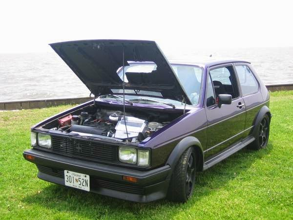 1983 Vw Gti Rabbit Turbo 16v Buy Classic Volks