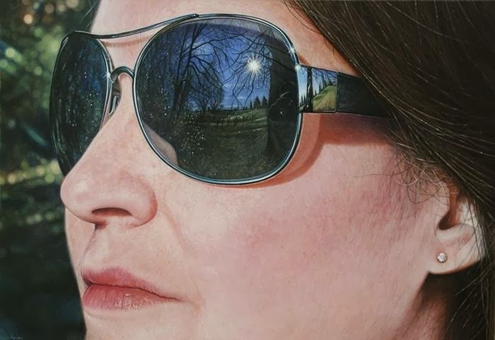Realistic Paintings by Simon Hennessey