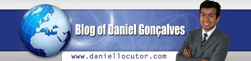Blog of Daniel Gonçalves