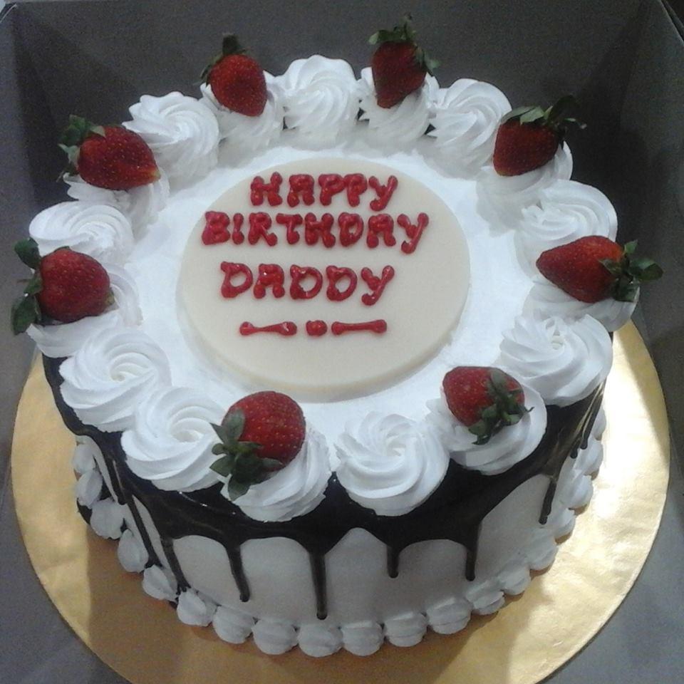 VANILLA SPOUNGE CAKE