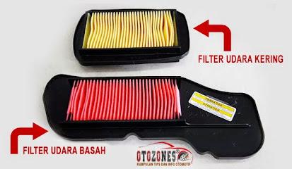 Tips Perawatan Filter Udara Pada Sepeda Motor