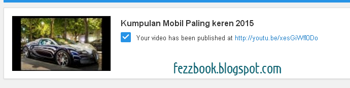 cara mudah upload video ke youtube