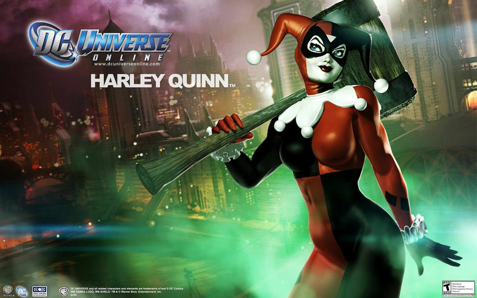 Dc Universe HD & Widescreen Wallpaper 0.359817473090112