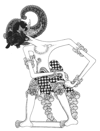tokoh wayang kulit bima, cerita rakyat indonesia