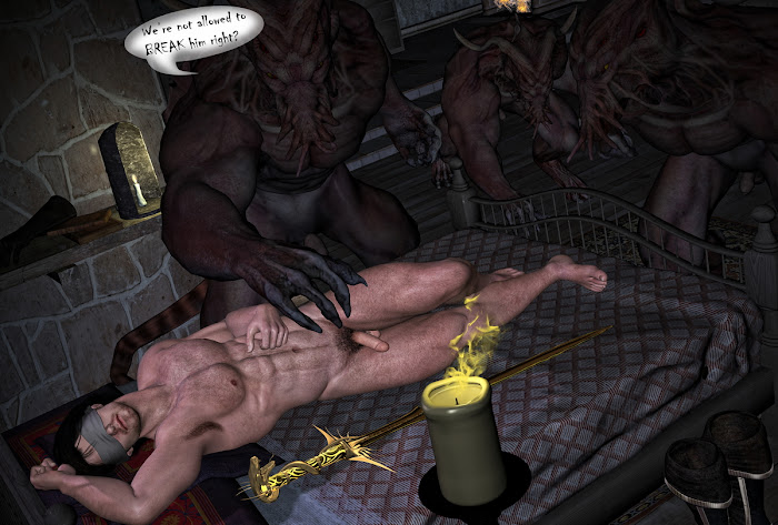 Perros BDSM
