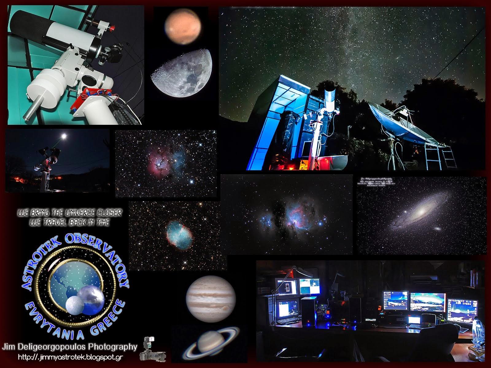 ASTROTEK DEEP SPACE OBSERVATORY