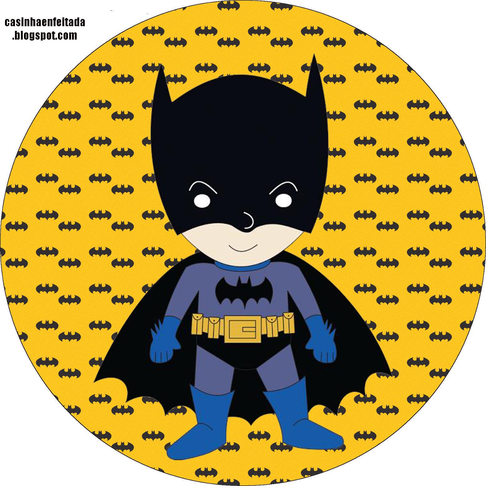 Logo De Batman Para Imprimir