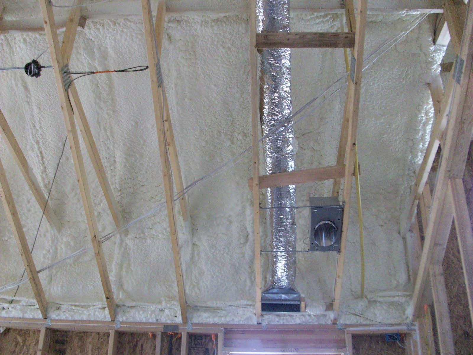 Hope Construction News Spray Foam Insulation