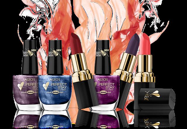 Perfect Stay Velvett y Color Last Vip by Heidi  Klum de ASTOR COSMETICS