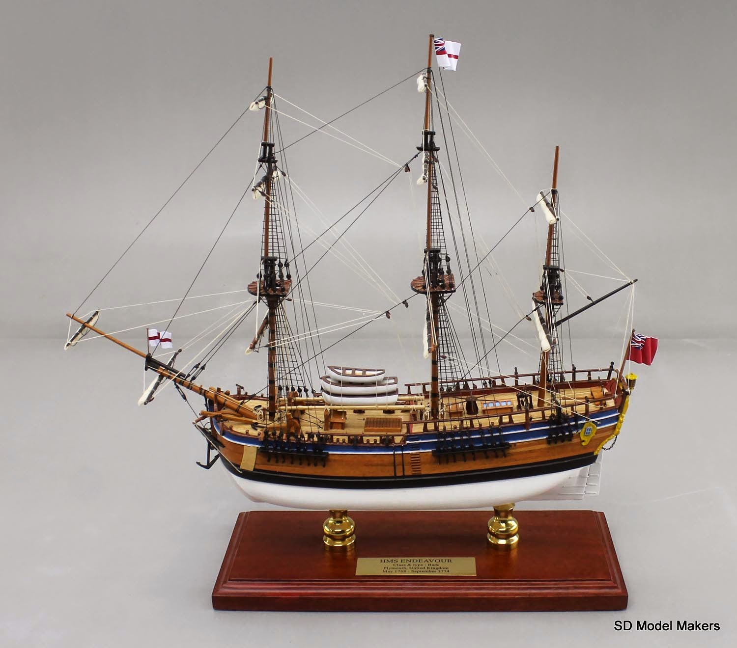 how to find a scale in model ship