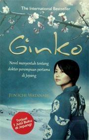 beli buku online novel ginko novel menyentuh tentang dokter perempuan pertama di jepang toko buku online beli buku novel murah