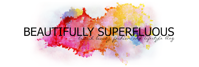*beautifully superfluous*
