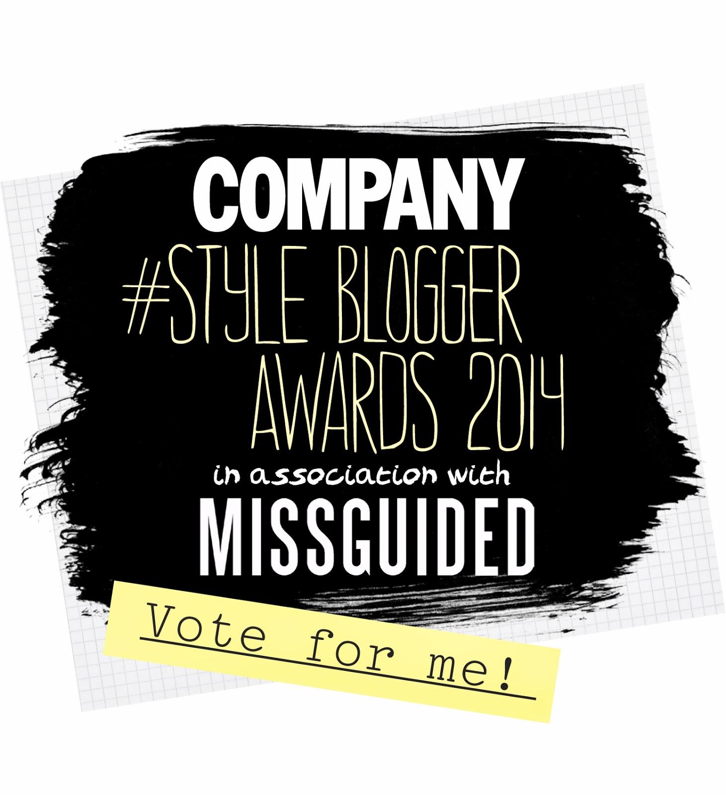 Company Style Blogger Awards