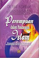 toko buku rahma: buku perempuan dalam pandangan islam, pengarang dr. yusuf al-qardhawi, penerbit pustaka setia