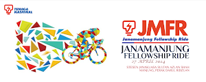 Janamanjung Fellowship Ride 2014 - 27 April 2014