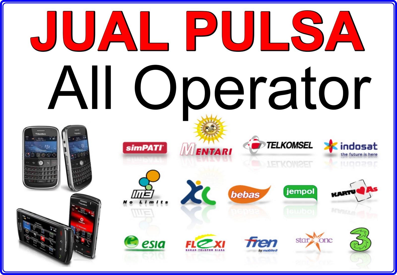 Tersedia Pendaftaran Pulsa G-TRONIK All Operator