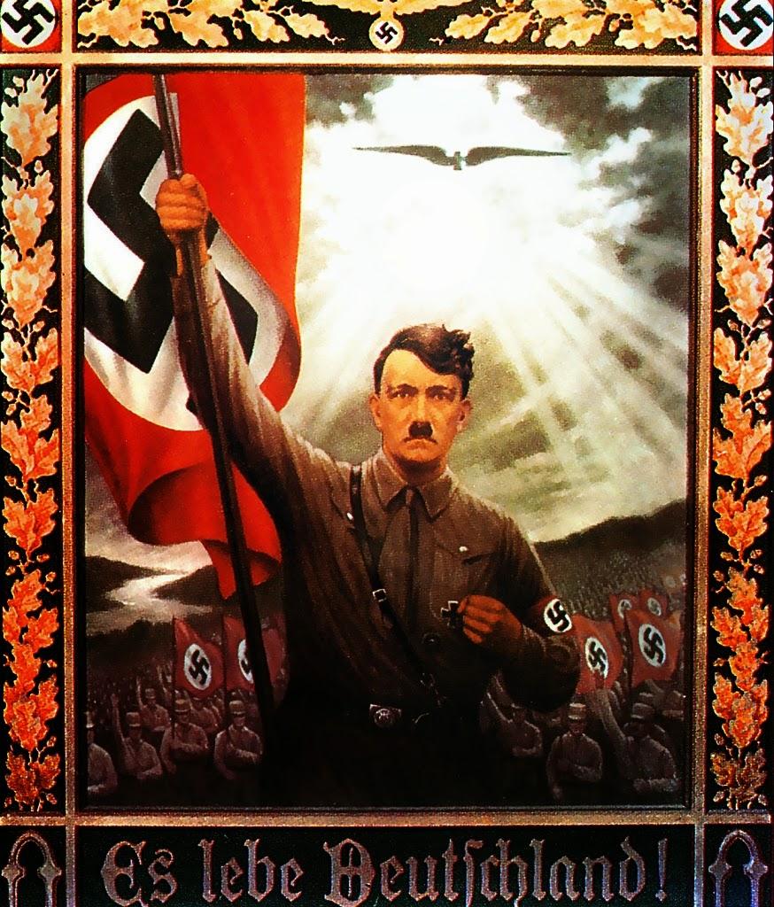 """Souljournaler: The """"Hitler Was A Christian"""" Mythos"""