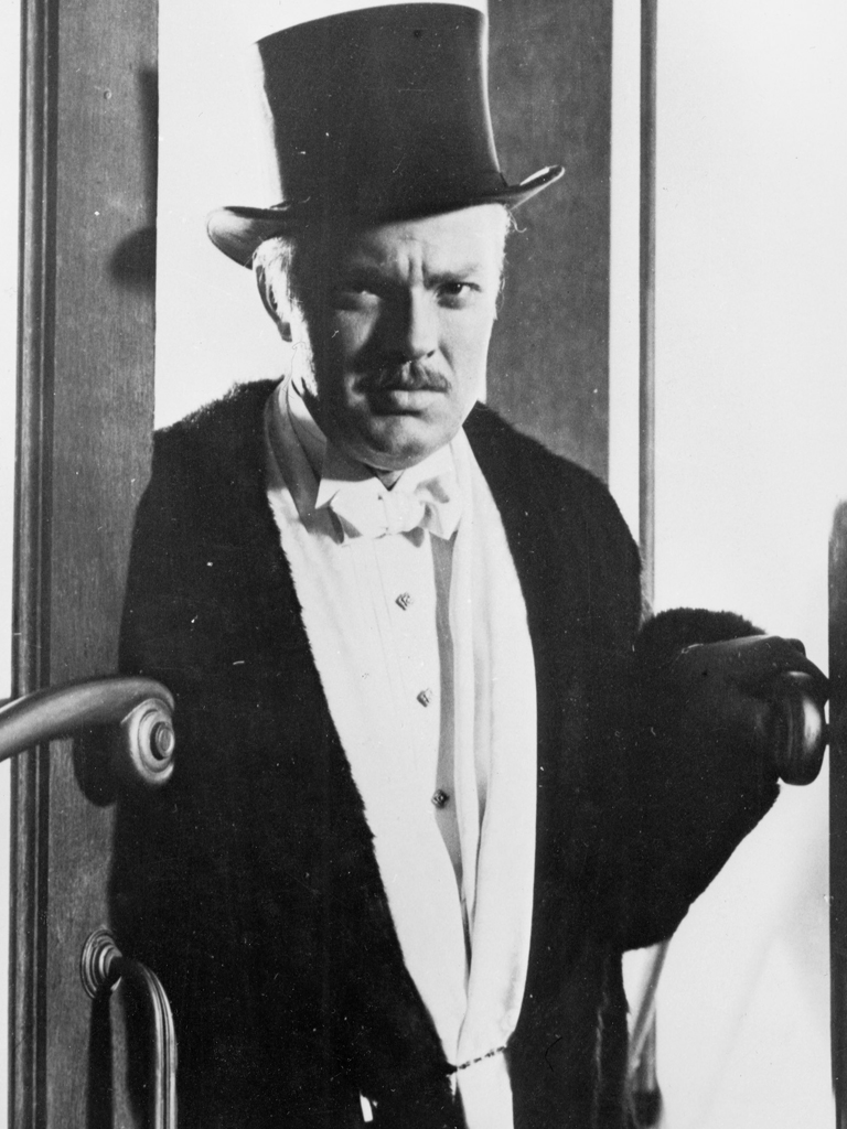 citizen kane orson welles magnum opus and arguably the orson welles as charles foster kane citizen kane