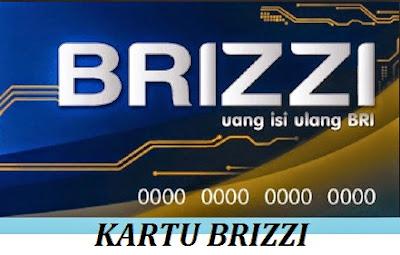 gambar uang elektronik brizzi