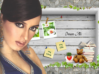 Iman Ali Wallpaper