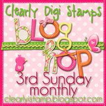 Clear Dollar Stamps Blog Hop