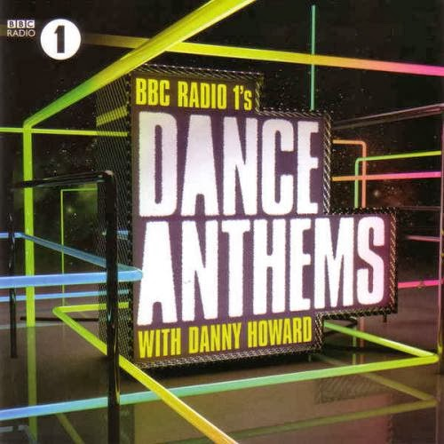 capa BBC Radio 1′s Dance Anthems With Danny Howard – 2014