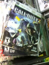 Call of Duty 2 DVD