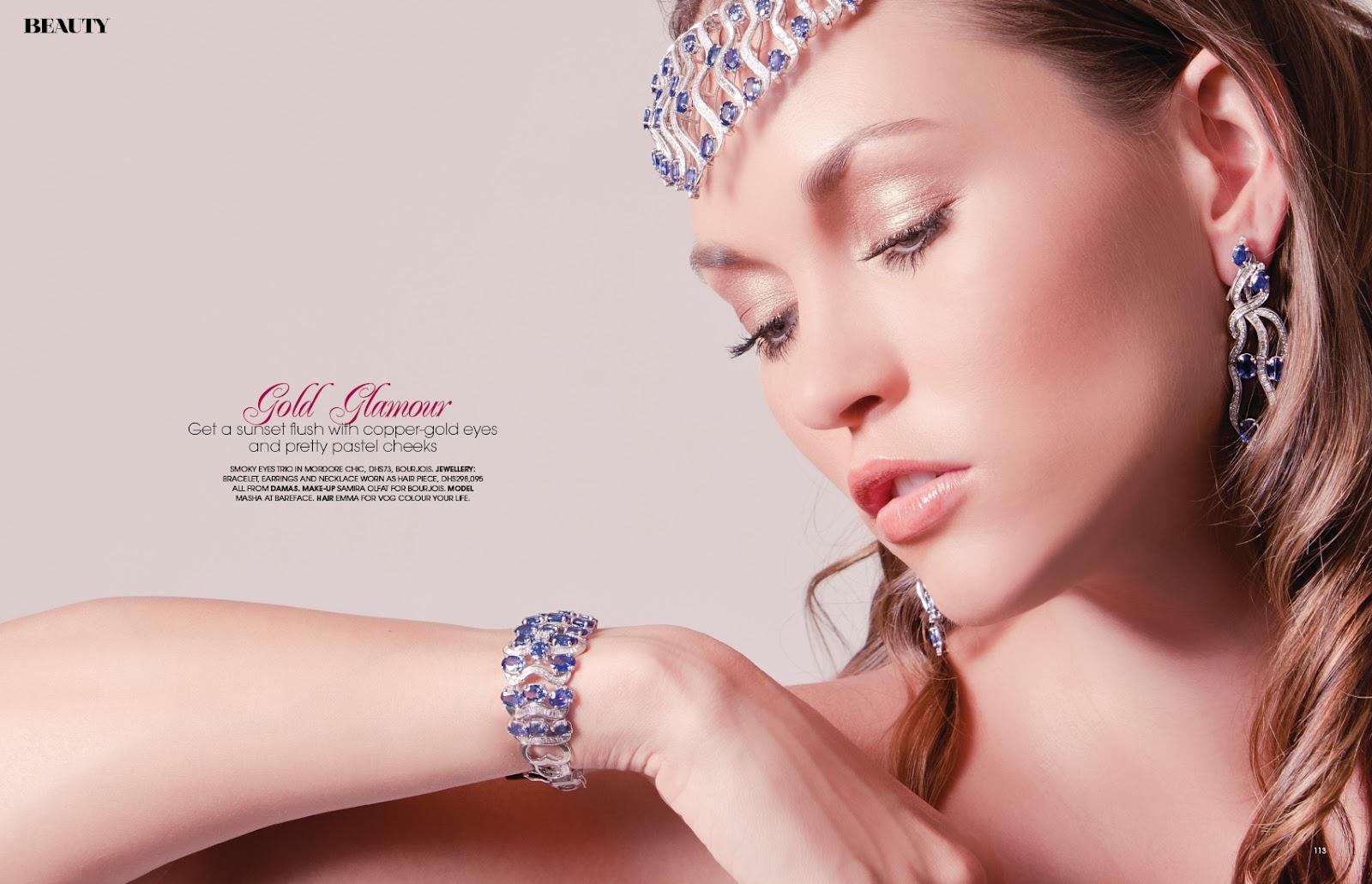Glowing Makeup   Fashion &Beauty