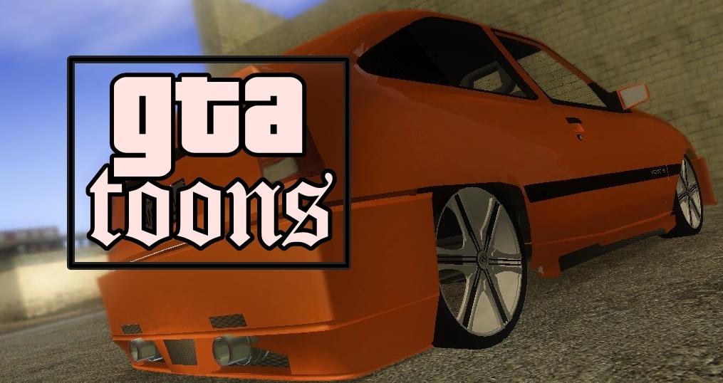GTA Toons