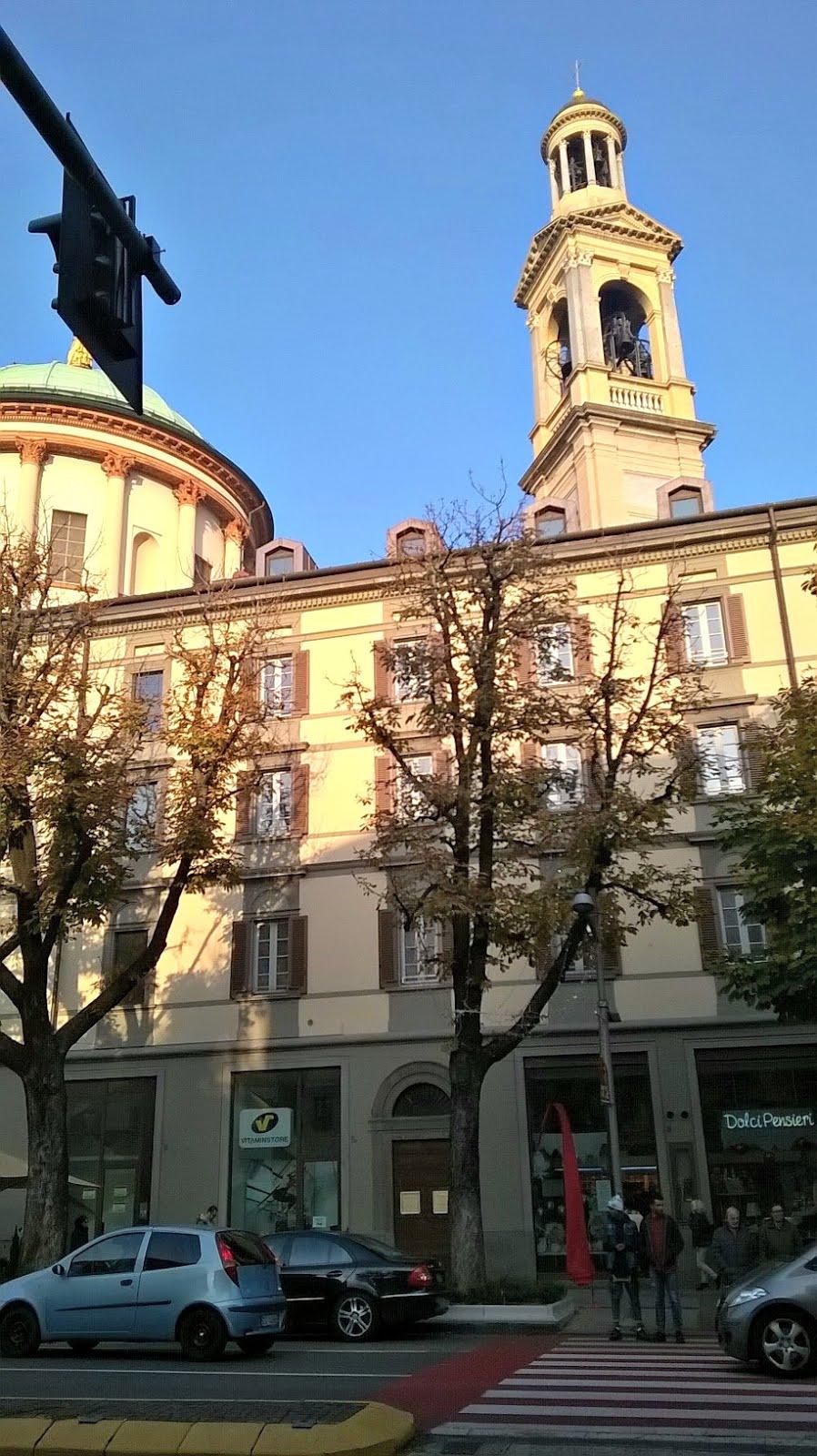 Quadrilocale affitto bergamo centro via papa giovanni 5 for Affitto appartamento bergamo centro