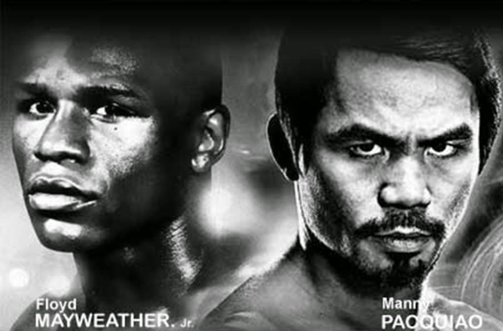Watch Mayweather vs Pacquiao Fight Live Streaming