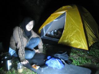 Camping Ground Curug Panjang Megamendung