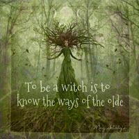 To Be a Witch...