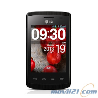 LG Optimus L1 II E410 Negro