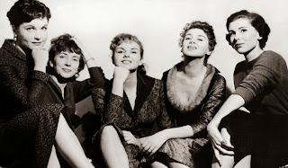 """Femmes entre elles (""""Le amiche"""") d'Antonioni"""