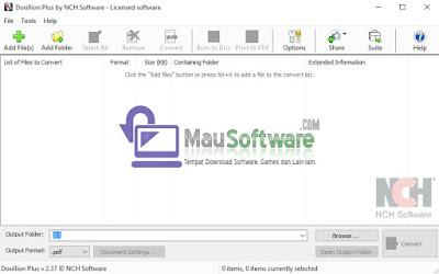 dowload software untuk convert file doc, docx, atau document ke PDF