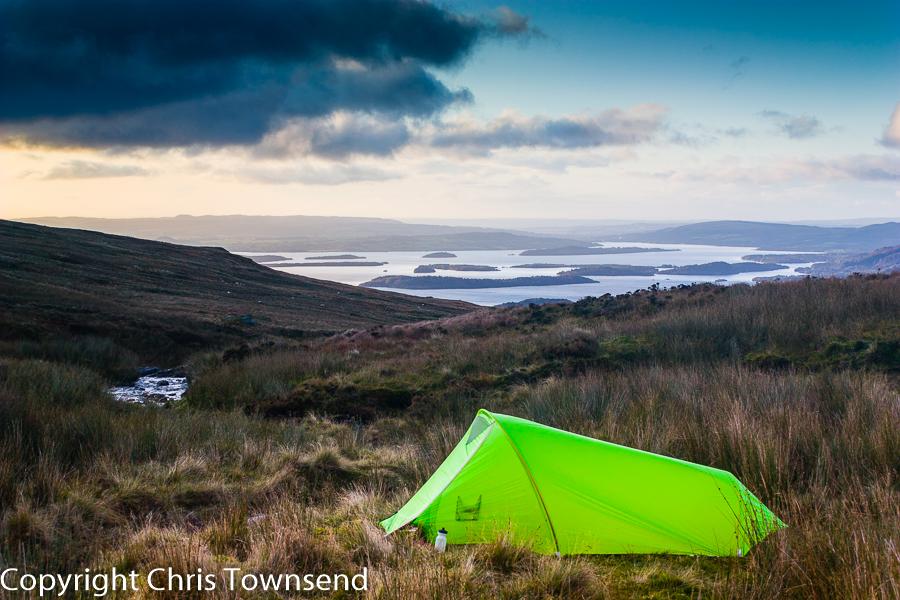 Chris Townsend Outdoors: Loch Lomond & The Trossachs ...