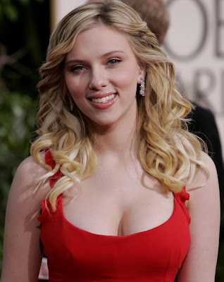 Scarlett Johnson Wallpapers