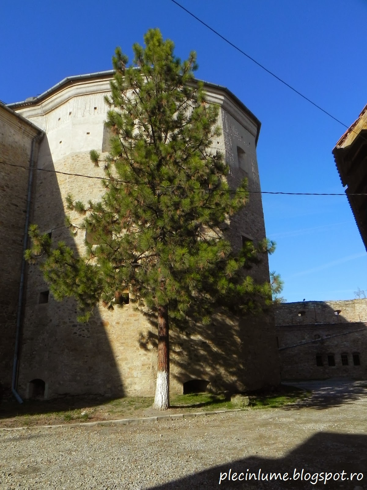 Turn din Cetatea Fagaras