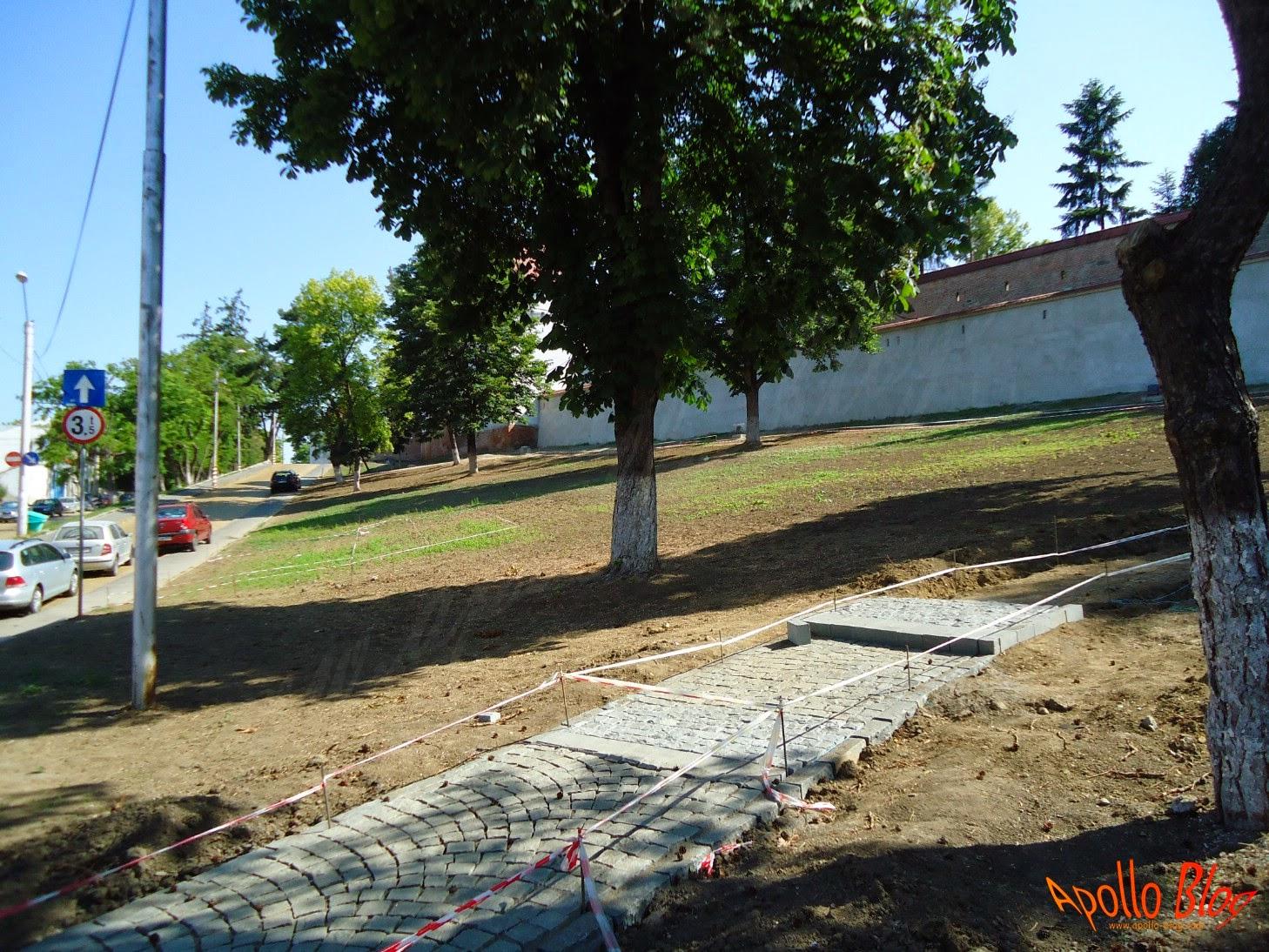 Reabilitare cetate Mures