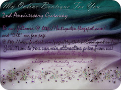 2nd Anniversary Giveaway