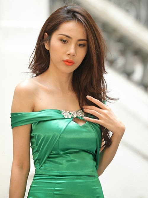 Thuy Tien - New Pic Lovley