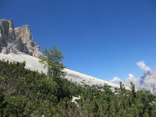 M.Pelmo 登山口周辺