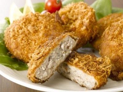 Resep Menu Kroket Ragout Ayam