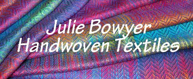 Julie Bowyer Handwoven Textiles