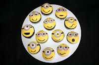 Minions Cupcakes 2.