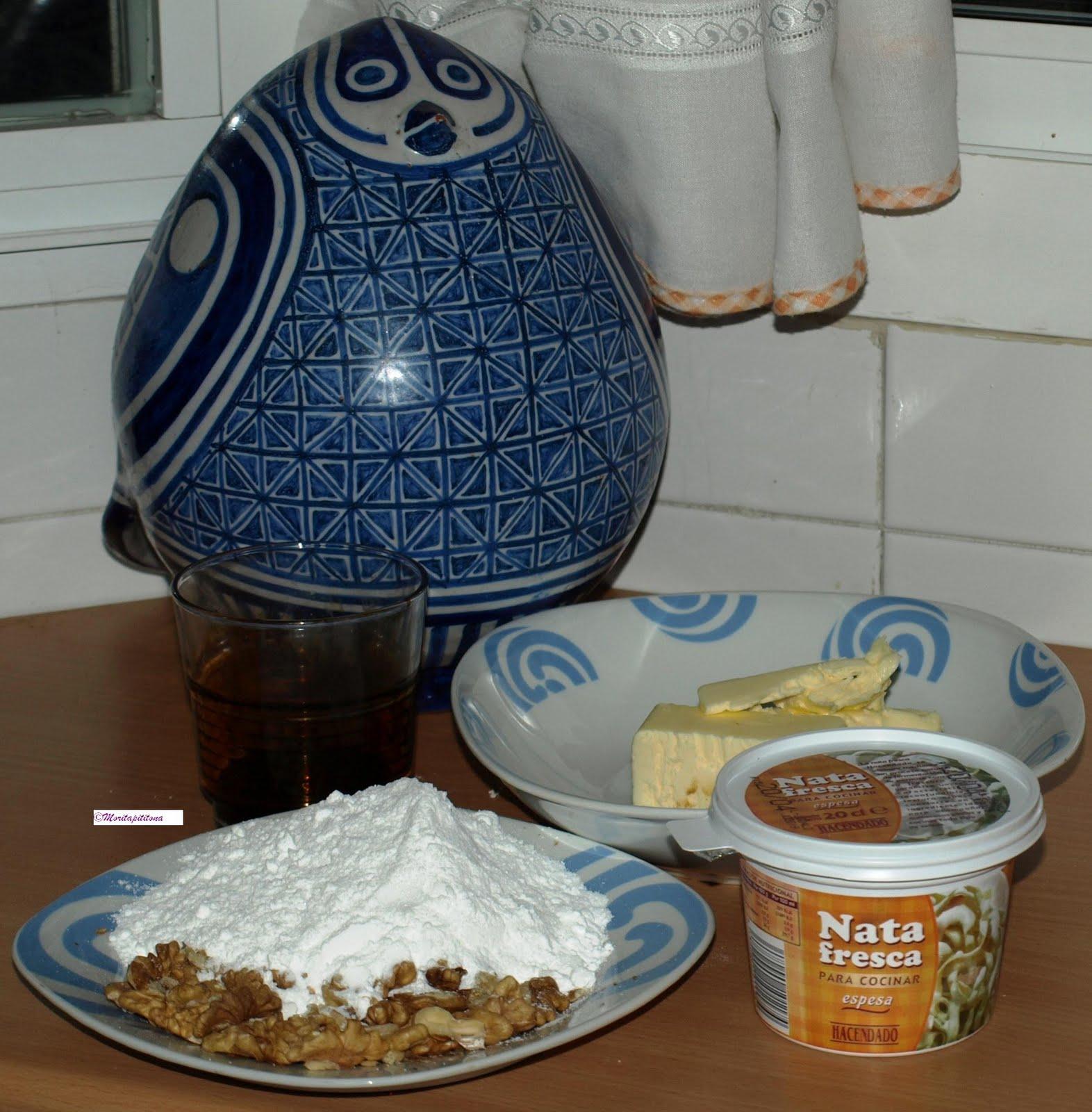 Cocinar es vivir y bordar tambi n cake de caf y nueces for Cocinar 180 grados