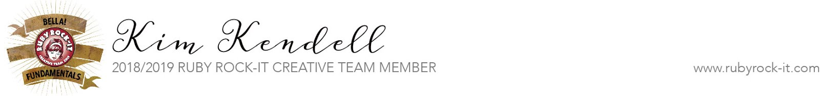 2018 - 2019 Design Team Member