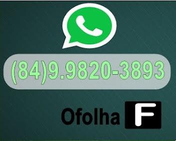 #WhatsApp do Ofolha