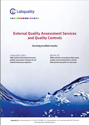External Quality Assessment Programs